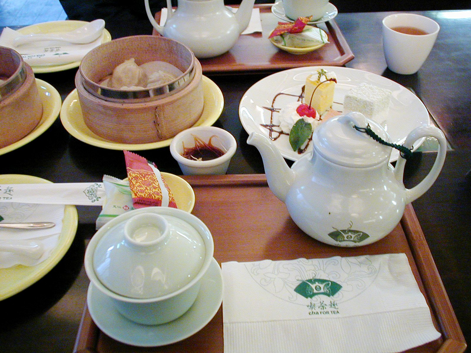 喫茶趣で午後茶