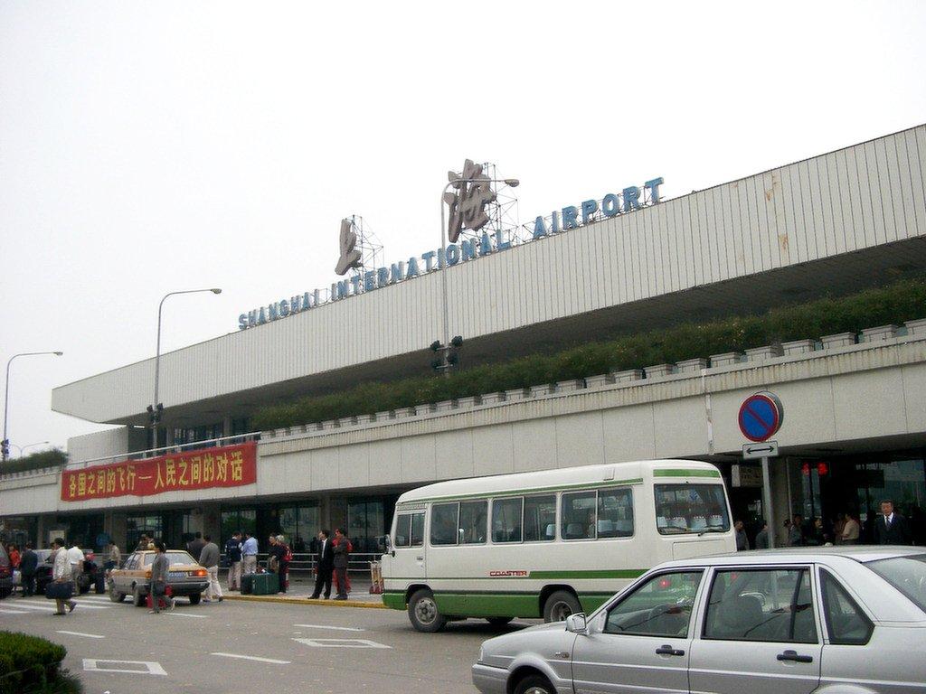 上海虹橋空港