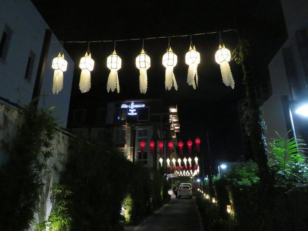 チェンマイホテル