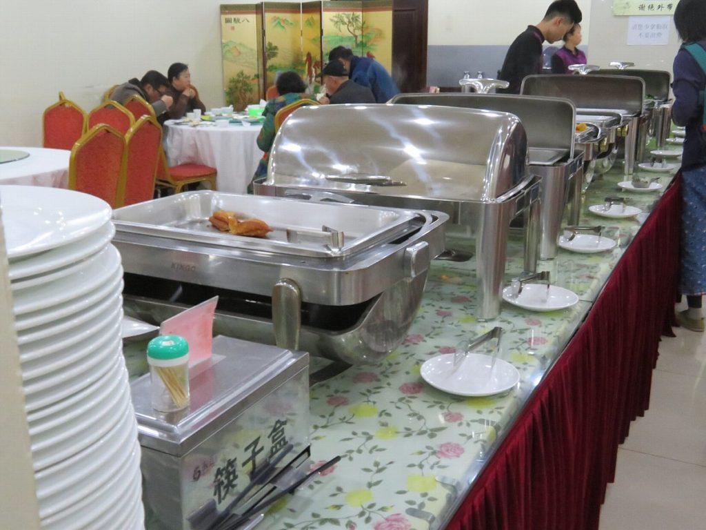 エアポートホテルの朝食