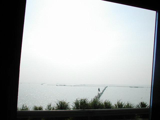 中国の五大湖の一つである太湖