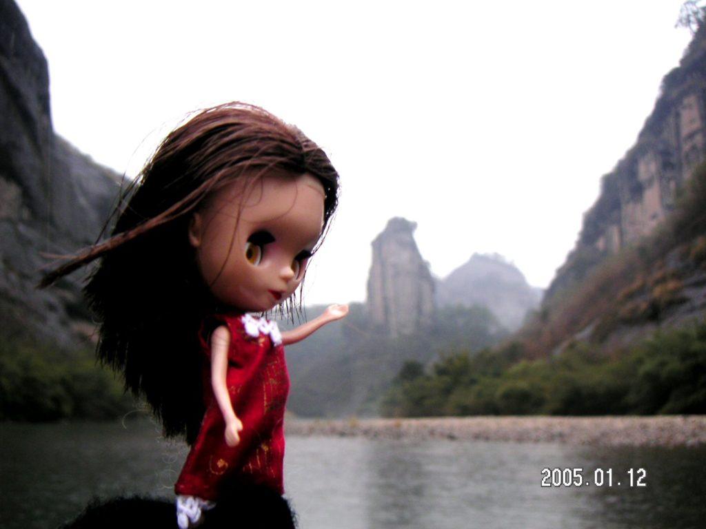 武夷山 玉女峰