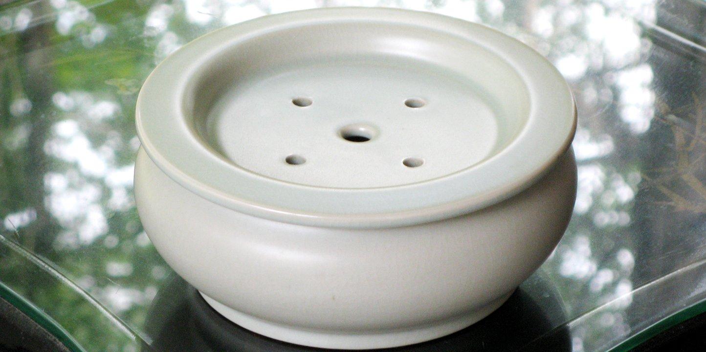 許徳家先生の茶盤